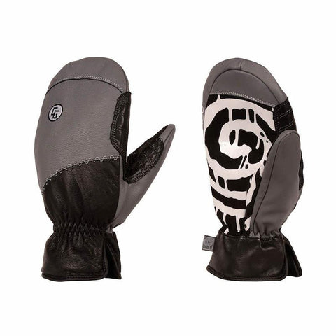 Candy Grind Park Mitten 2017 Dark Grey