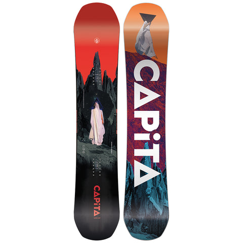 Capita Defenders Of Awesome Snowboard 152mm Capita DOA RST4_DOA_152 pure board shop