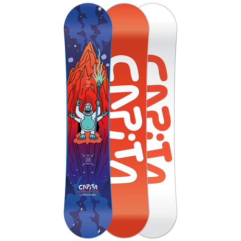 Capita Micro Mini Kids Snowboard 2021 95cm Pure Board Shop
