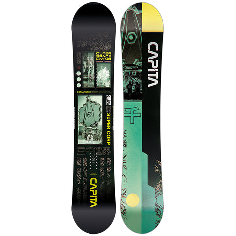 Capita Outerspace Living Snowboard 2021 156cm RST6_OUTERSPACE_156 pure board shop