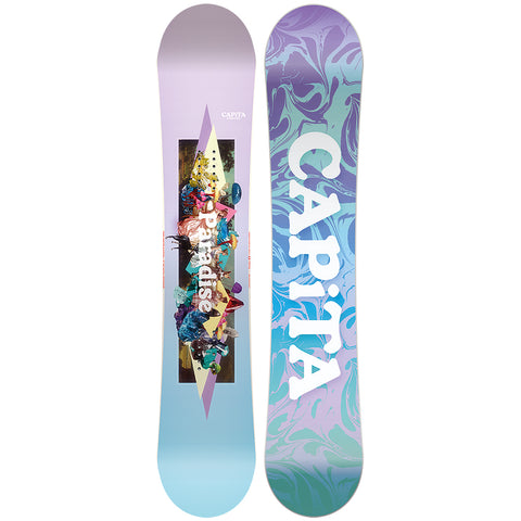 Capita Paradise Womens Snowboard 143cm RST7_PARADISE_143 pure board shp