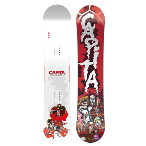 Capita Scott Stevens Mini Youth Snowboard 2021 130cm pure board shop