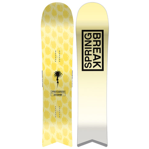 Capita Spring Break Slush Slasher Snowboard 2020