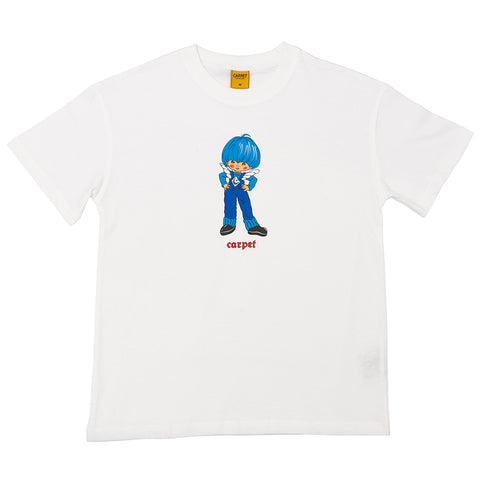 Carpet BBYBOI T-Shirt White Carpet Company Season 11 White