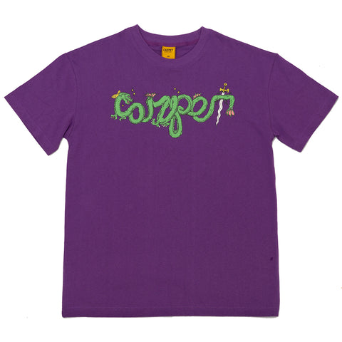 Carpet Dragon T-Shirt Purple Carpet Company Season 11 Pure Board Shop