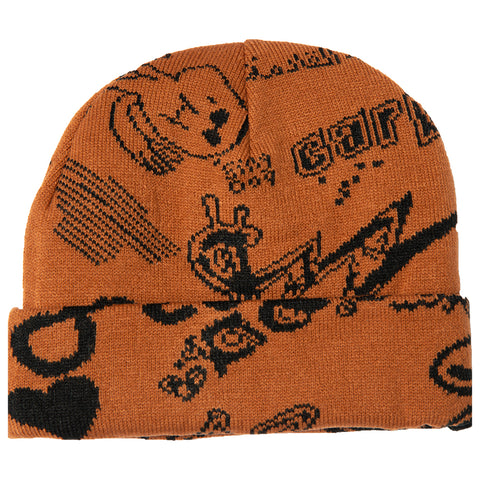 Carpet Silly Boy Beanie Brown Carpet Company Season 11 Pure Board Shop