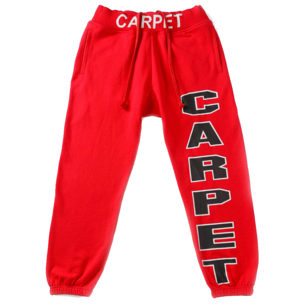 Carpet Big Logo Sweatpants