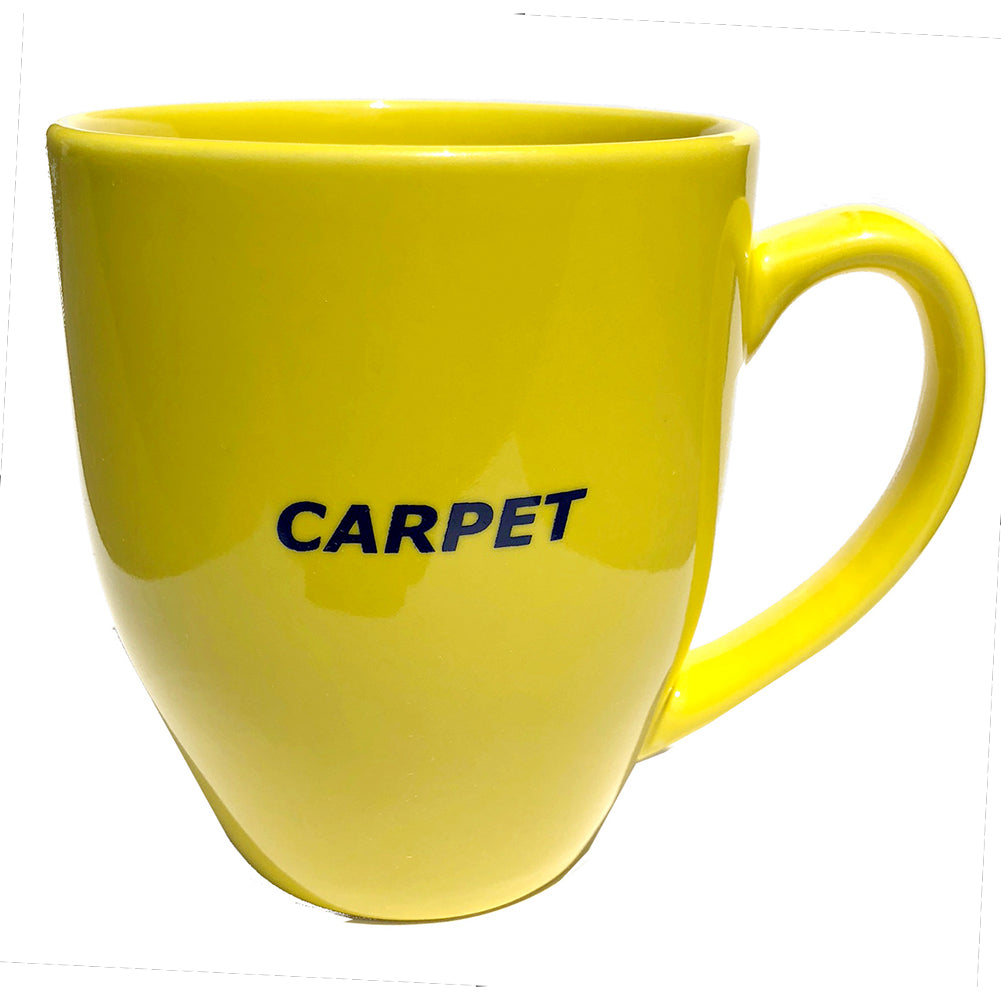 Carpet Company Arabic Coffee Mug