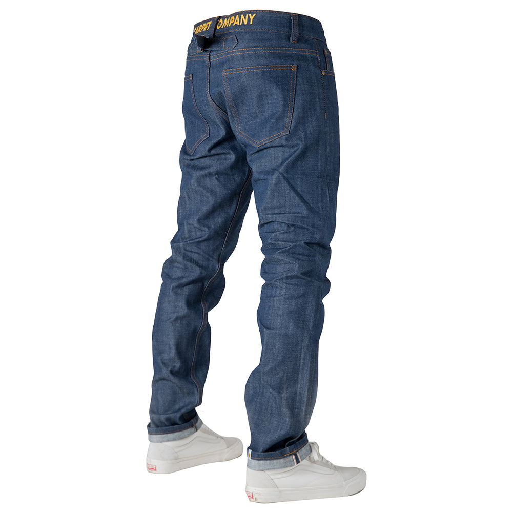 Carpet Raw Denim Jeans