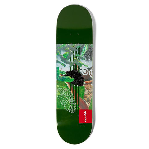 Chocolate Cruz Divine Sublime Skateboard Deck 8.18