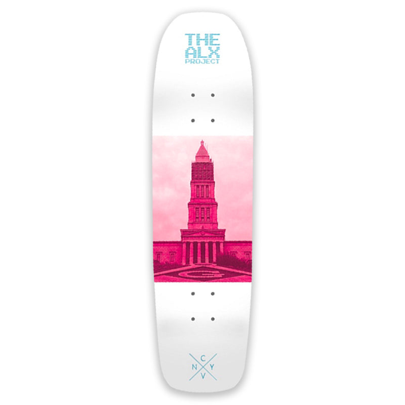 Convoy Skateboards ALX Project Square Deck