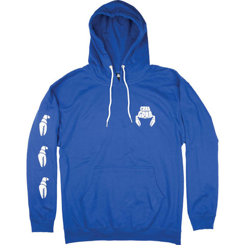 Crab Grab Crab Grab Claw Sleeve Hoodie Pure Board Shop