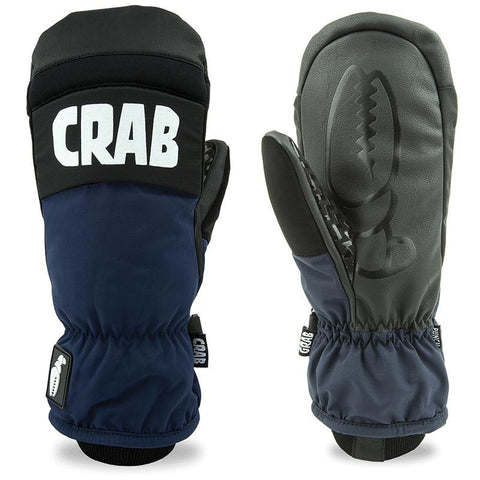 Crab Crab Punch Snow Mitten 2018 Navy pure board shop