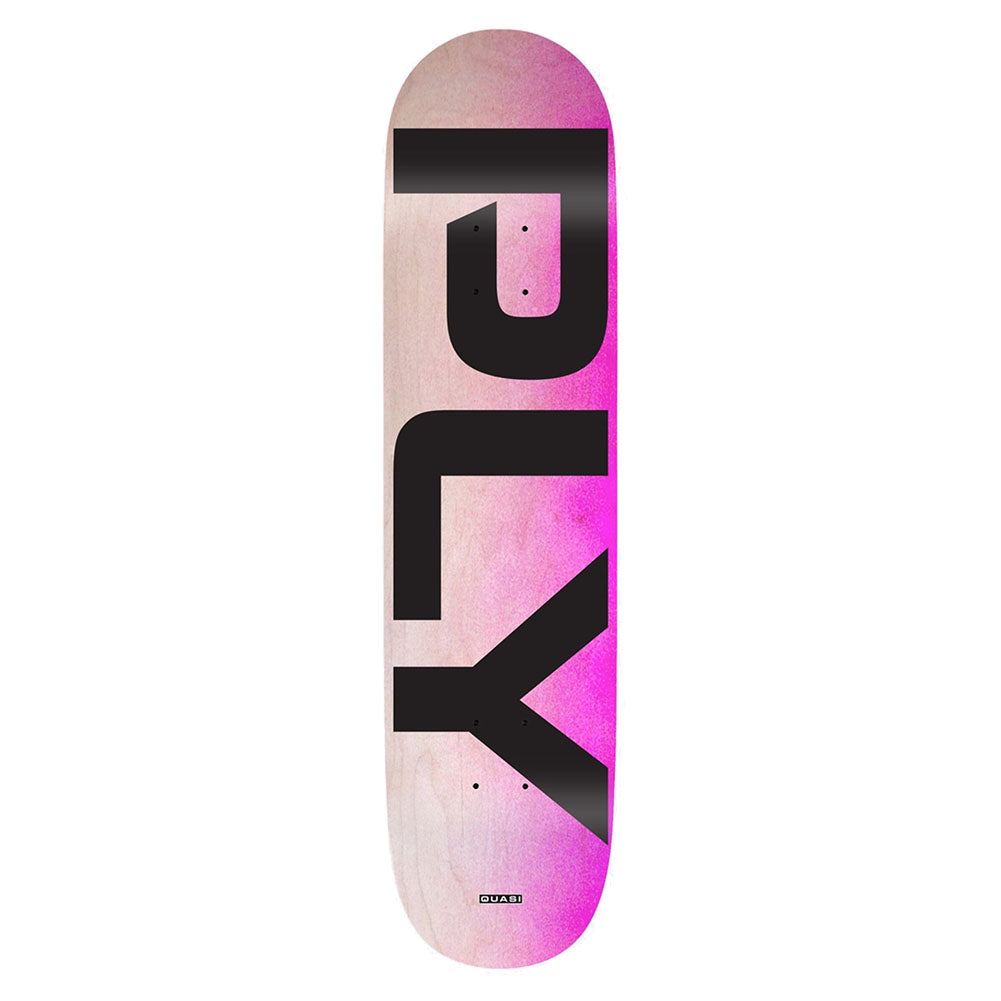 Quasi Ply Skateboard Deck 8.125
