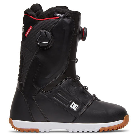 DC Control Double Boa Mens Snowboard Boots Black BL0 Pure Board Shop