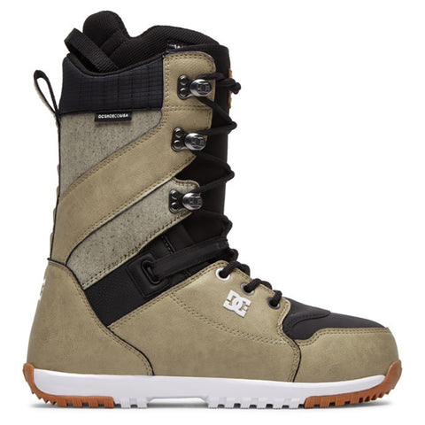 DC Mutiny Mens Snowboard Boots 2012 Tan Pure Board Shop