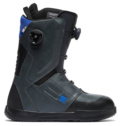 DC Control Dual Boa Mens Snowboard Boot 2019 Grey GRY ADYO100030 pure board shop