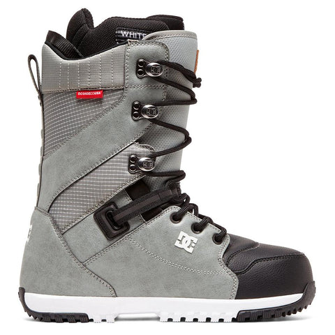 DC Mutiny Lace Up Snowboard Boot 2020 Grey adyo200040 pure board shop