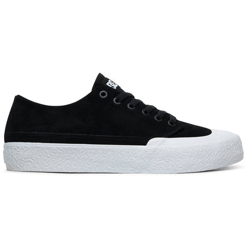 DC T Funk S Skate Shoes Black White Tristan Funkhouser Pro Model Skate Shoe pure board shop