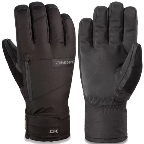 Dakine Titan Gore Tex Short Snow Glove Black 01100352 Dakine Winter pure board shop