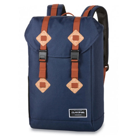 Dakine Trek II Backpack 26 liter Dark Navy Pure Board shop