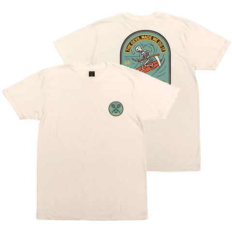 Dark Seas Dark Seas Doomsday T-Shirt Pure Board Shop