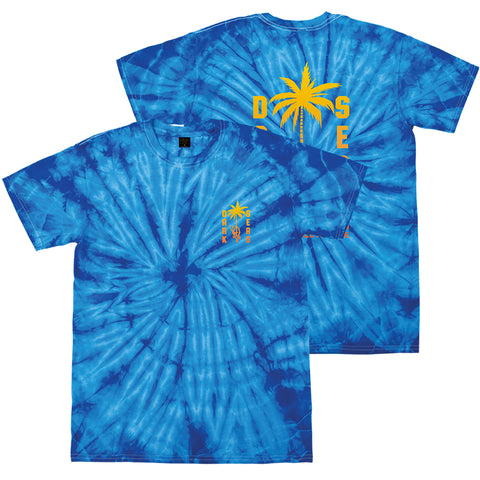 Dark Seas Dark Seas Illusion Tie Dye T-Shirt Pure Board Shop