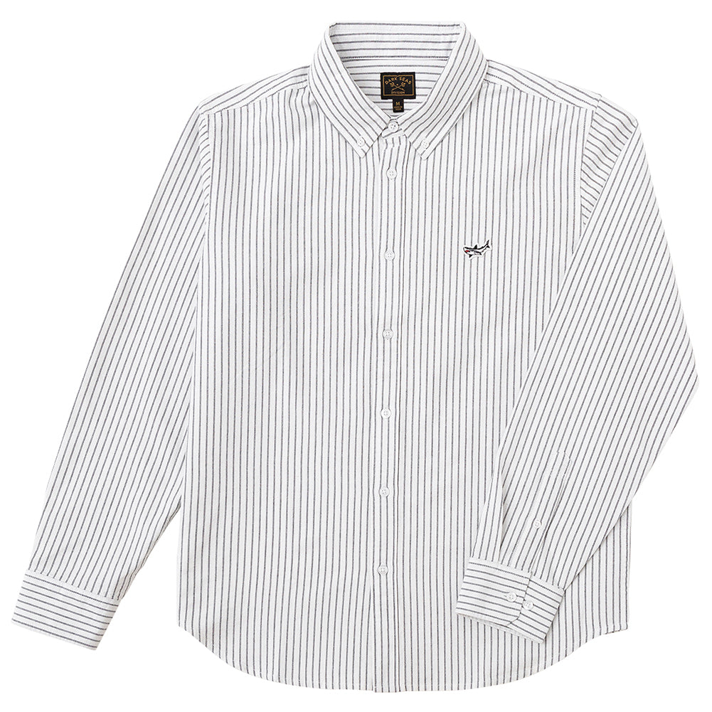 Dark Seas Lampson Long Sleeve Woven