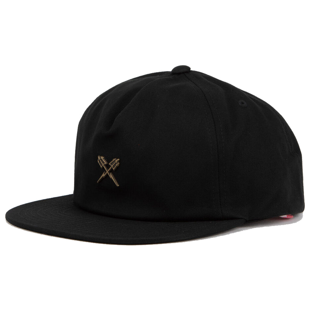 Dark Seas Warner Snapback Hat