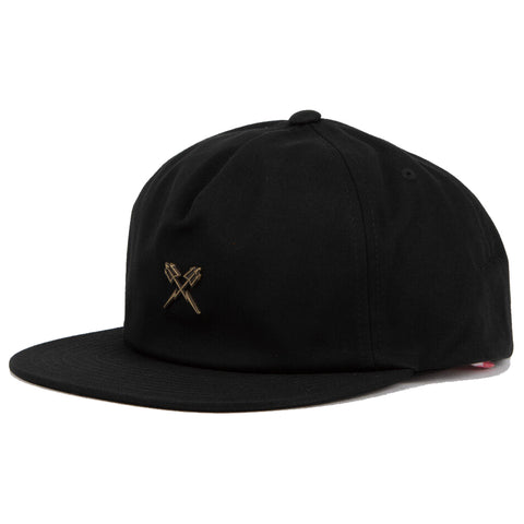 Dark Seas Dark Seas Warner Snapback Hat Pure Board Shop