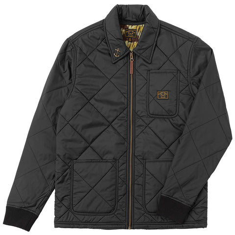 Dark Seas Yosemite Jacket Black 313000133_BLK pure board shop