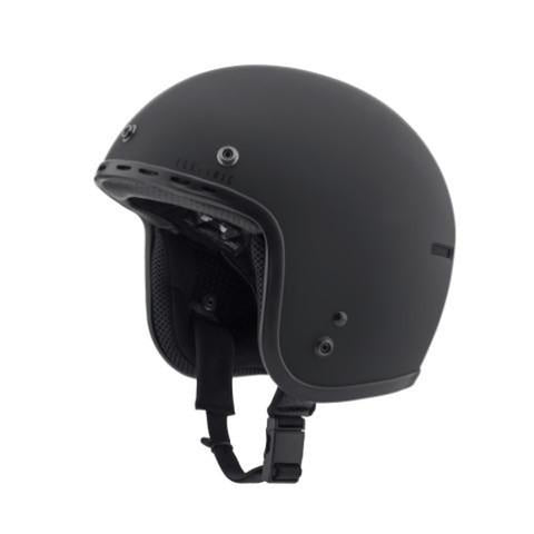 Electric Mashman Mens Snowboard Helmet Matte Black pure board shop