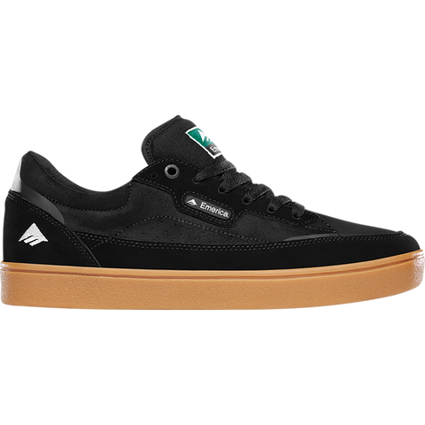 Emerica Gamma Skate Shoes Black Gum 6101000137-964 Pure Board shop