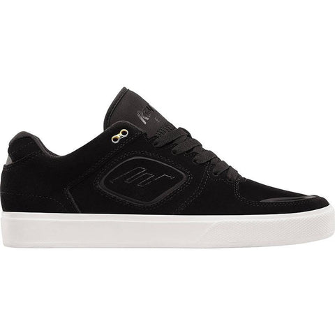 Emerica Reynolds G6 Skate Shoes Black White pure board shop