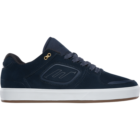 Emerica Reynolds G6 Skate Shoes Navy/White/Gum pure board shop