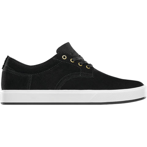 Emerica Spanky G6 Skate Shoes Black White 6102000128976 Kevin Spanky Long pure board shop
