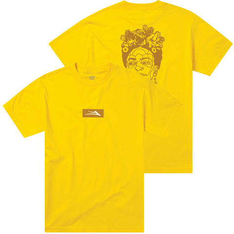 Lakai Frida T-Shirt Yellow Pure Board Shop