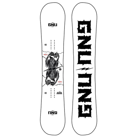 Gnu RC C3 Mens Snowboard 2021 Riders Choice Mervin Manufacturing pure board shop
