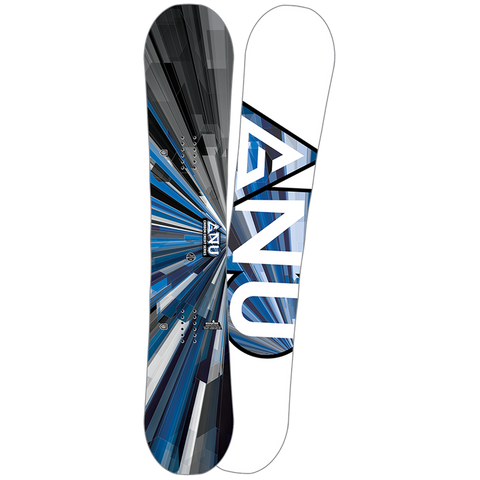 Gnu Carbon Credit Asym Snowboard 2018 pure board shop