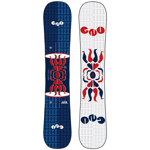 Gnu Gnu Asym Headspace Snowboard 2020 Pure Board Shop