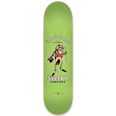 Habitat Stefan Celluloid Series Skateboard Deck 8.25
