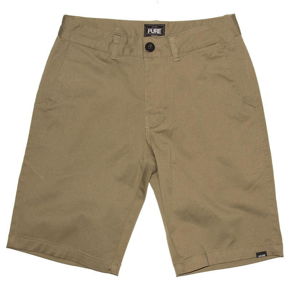 PURE Jackpot Stretch Chino Shorts