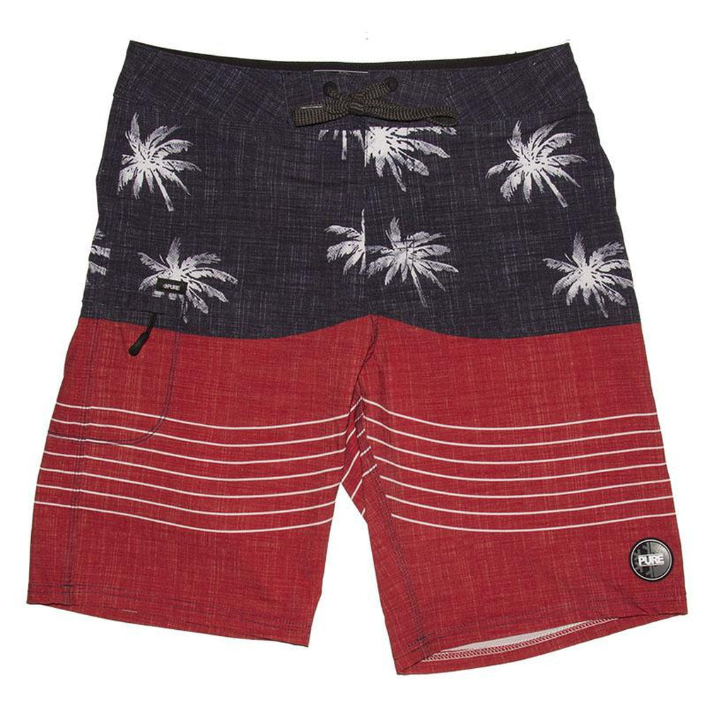 PURE Blue Tide Boardshorts