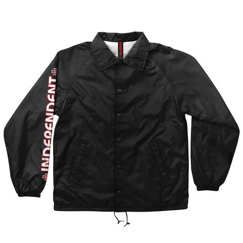 Independent Bar Cross Coaches Jacket - Pure Boardshop