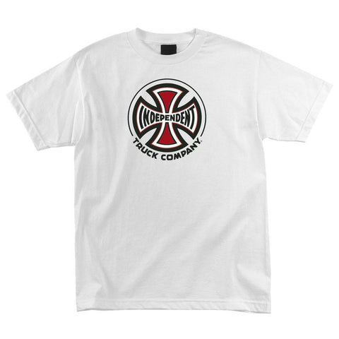 Independent Truck Co T-Shirt White pure board shop