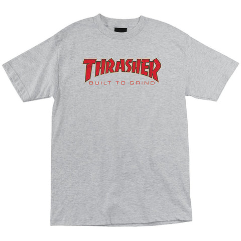 Independent X Thrasher BTG T Shirt Athletic Heather 44154318 NHS Hoilday 2018 pure board shop