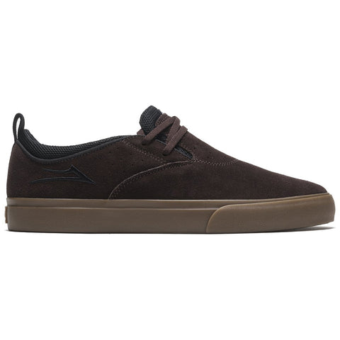 Lakai Riley 2 Skate Shoes Chocolate Gum MS4200091A00_CHOGS Pure Board Shop