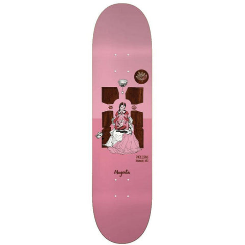 Magenta Artist Series Skateboard Deck Zach Dali pure board shop