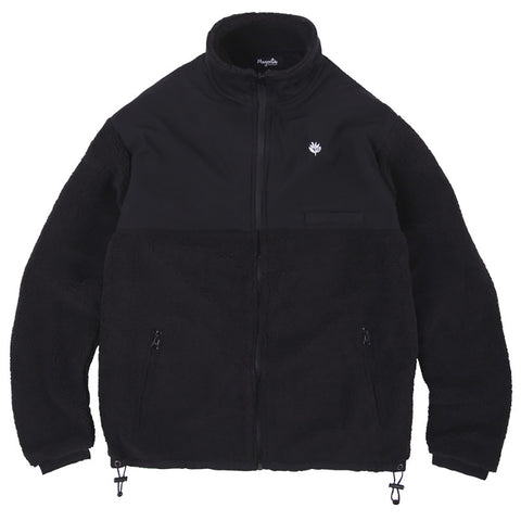 Magenta Mountain Fleece Jacket