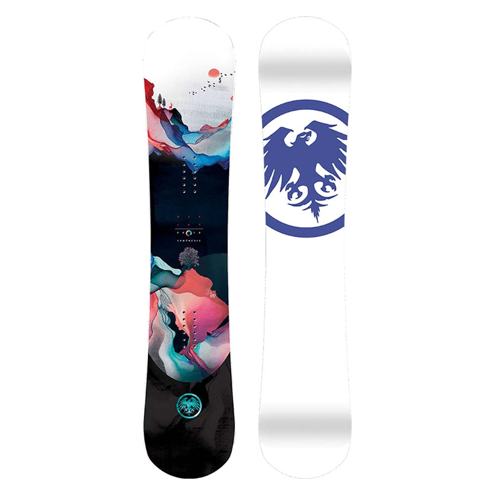 Never Summer ProtoSynthesis Womens Snowboard 2021